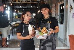 Burger Me staff :)