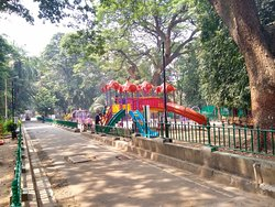 Nice zoo in Mumbai