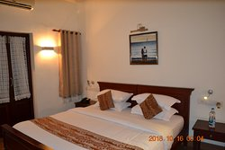 Comfortable and pleasant stay