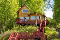 The Northern Exposure Cabin