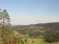 The grandeur of Custer State Park