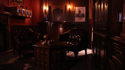 The ultimate heist room at Clue chase