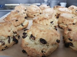 With these scones a cream tea is just what you need.