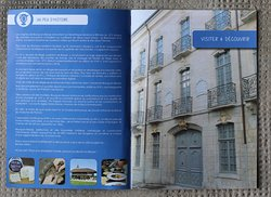 La brochure payante à 0,50 euros éditée par l'OT