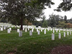 Arlington National Cemetery, Estados Unidos.