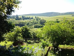 Beautiful view of the Sabie Valley & our Garden