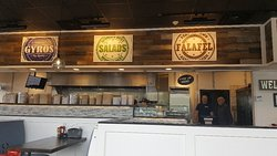 Hampton Gyro & Grill