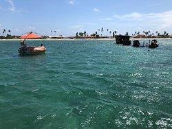 Rent a Boat Aqua Donut Boat Octopus Aruba