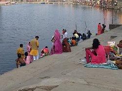 Ram ghaat at Ujjain