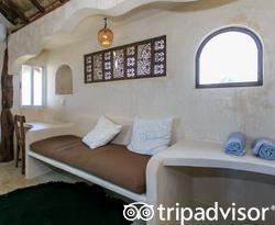 The Beachfront Deluxe at the Amansala Eco-Chic Resort + Retreat