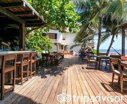 Pool Bar at the Amansala Eco-Chic Resort + Retreat