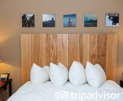The Two Bedroom Suite at The Tram Haus Lodge at Jay Peak Resort