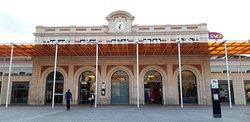Estacion de Trenes de Perpignan