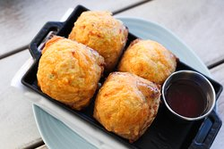 Florida Cheddar & Chive Biscuits