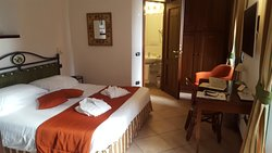 Lovely smaller hotel; friendly staff
