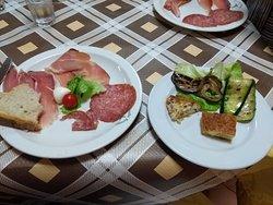 Hidden gem of a restaurant in Pietrelcina.