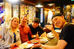 2 nights with you was fantastic for us! Wish your happiness from KYOTO! OOKINI & MATANE!