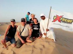 Al Ain Desert Safari
