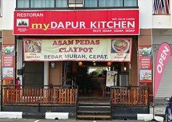 Restaurant myDapur Kitchen