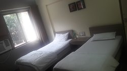 Official stay at Ashok Delux Appartment.