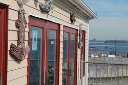 Tony's Pier Restaurant in City Island Bronx New York