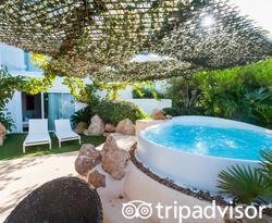 The Eden Room at the Hacienda Na Xamena, Ibiza