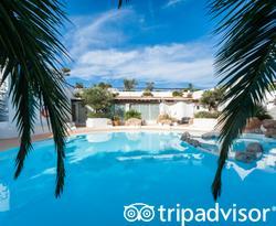 Kids' Pool at the Hacienda Na Xamena, Ibiza