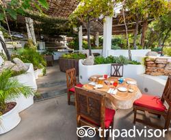 Eden Restaurant at the Hacienda Na Xamena, Ibiza