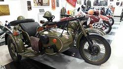Museum of Moto Retro Machines