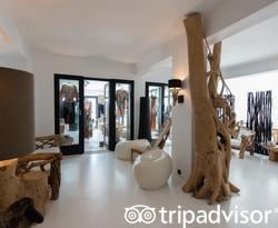 Shops at the Myconian Utopia Relais & Chateaux Resort