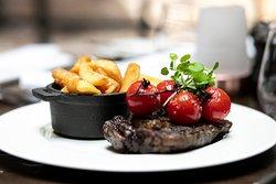 Steak , steak, steak