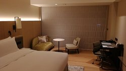Excellent hotel... One of the best in Taipei