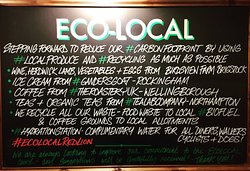 Proud to be Eco Local
