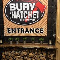 Bury The Hatchet Philadelphia