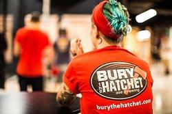 Bury The Hatchet Philadelphia - Axe Throwing