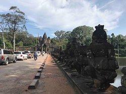 Angkor Thom South Gate 2