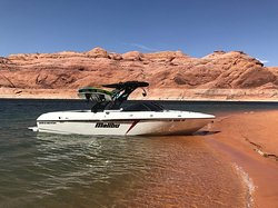Skoony's Lake Powell Adventure
