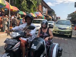 Travel through Ubud