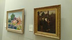 梅林廣場國立美術館展品