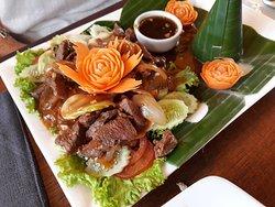 Khmer gourmet cooking class