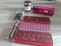 Chocolats et gourmandises Guerlais