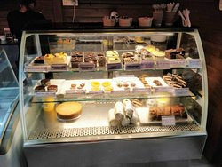World Class Coffee shop with finest home baked desserts