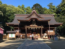 Mito Hachimangu Shrine