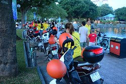 Moped Tours in Hanoi half day