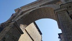 L'arc de triomphe romain