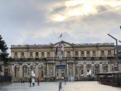 Hotel de Ville de Bordeaux