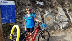 Portuguese Camino.Coastal route