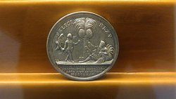 Antique coin