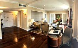 George Washington Presidential Suite