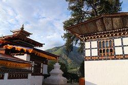 Kyichu Temple